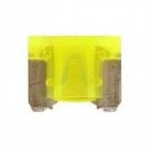 10833PK - ATM YELLOW 20 APM BLADE TYPE