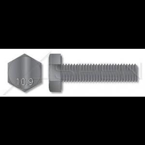 10-9MMB22X220 - 22-2.5X220 10.9 HEX CAP PLAIN