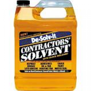 10151 - CONTRACTORS SOLVENT 1 GALLON