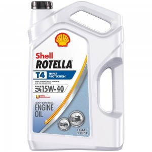 550045126 - 15-W40 ROTELLA OIL GALLON