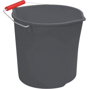 1899403 - 11 QT. PLASTIC BUCKET W/WIRE