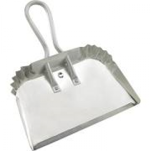 "1283332 - ALUMINUM DUST PAN 17"" WIDE"
