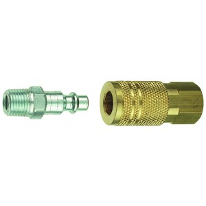 13-201 - AIR COUPLER SET ****