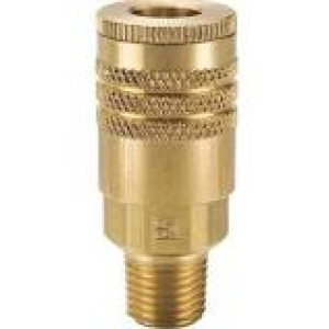 13-225 - AIR COUPLER 1/4 MALE NPT