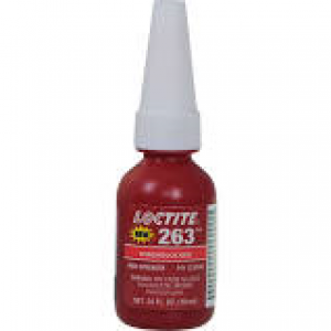 1330583 - LOCTITE 263 RED THREADLOCKER