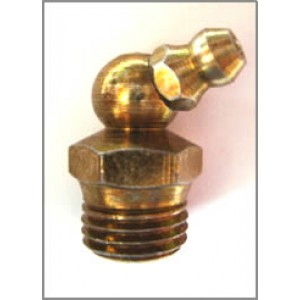 1/4NPT65 - 1/4 NPT GREASE FITTING 65 DEG.