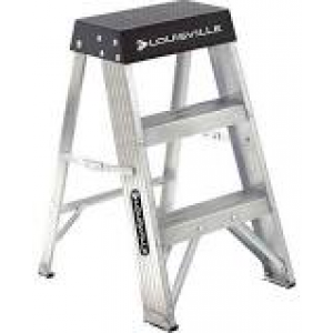 150B - 2 FT. ALUMINUM STEP LADDER