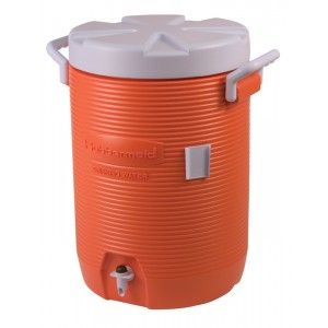 1685 - 5 GALLON RUBBERMAID COOLER