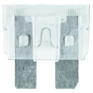 12192PK - ATX CLEAR 80 AMP BLADE TYPE