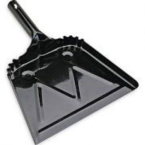 "182B - METAL DUST PAN 7-1/2"" X"