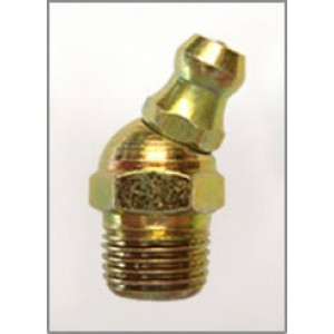 1/8NPT30 - 1/8NPT GREASE FITTING 30 DEG.