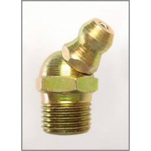1/8NPT45 - 1/8NPT GREASE FITTING 45 DEG.
