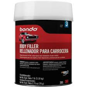 265 - 1 GALLON BONDO BODY FILLER