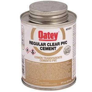 31015CEMENT - PVC CEMENT 1 QUART OATEY