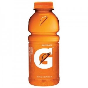 32867 - 20 OZ ORANGE GATORADE