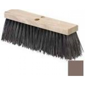 "1616 - 16"" STREET BROOM PLASTIC/1616"