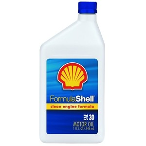 550024081 - SHELL 10W30 MOTOR OIL QT
