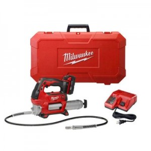 2646-21CT - MILWAUKEE 18V 2 SPEED GREASE