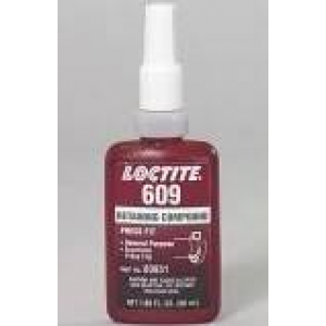 60931 - LOCTITE 609 RETAINING COMPOUND