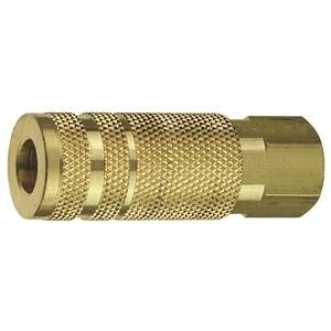 13-435 - 1/4 FEMALE COUPLER LINCOLN