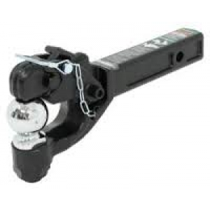 "7024100 - PINTLE W/2"" BALL RECEIVER MOUN"