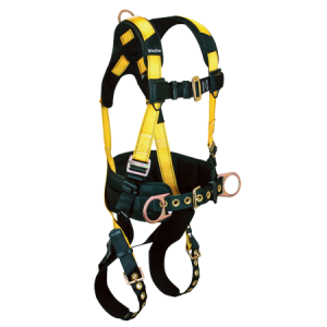 "7035S - HEAVY DUTY HARNESS 3 ""D"""