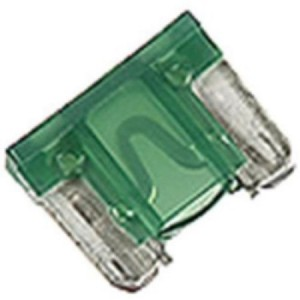 10835PK - ATM GREEN 30 AMP BLADE TYPE