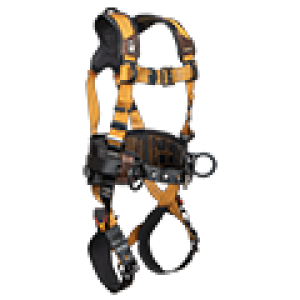 7081SM - FALLTECH COMFORT TECH HARNESS