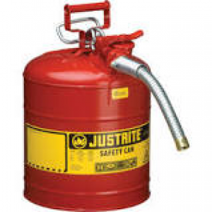 7250120 - 5 GAL  RED TYPE 2  SAFETY CAN