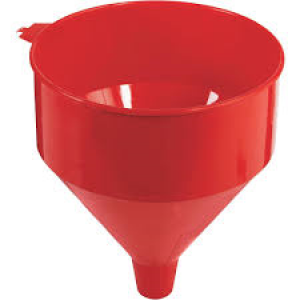 75-072 - 6 QUART PLASTIC FUNNEL