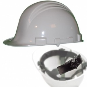 A79R-GRAY - 6PT RATCHET HARD HAT GRAY