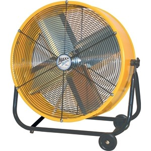 "BF24TF - 24"" DIRECT DRIVE BARREL FAN"