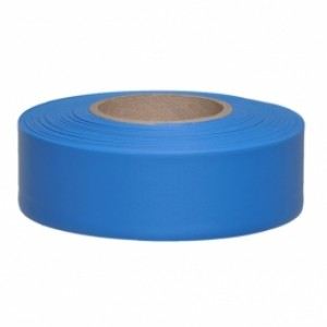 AT65903 - BLUE FLAGGING TAPE 300'