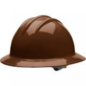 A49R-B - FULL BRIM RATCHET HARD HAT