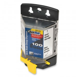 QBD324 - UTILITY KNIFE BLADE DISPENSER