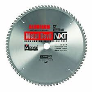 "CSM1280NAC - 12"" X 80 TOOTH METAL DEVIL"