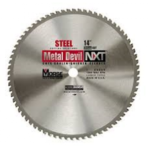 "CSM1466NSC - 14"" X 66 TOOTH METAL DEVIL"