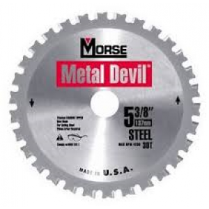 "CSM53832NSC - 5-3/8"" X 32 TOOTH METAL DEVIL"