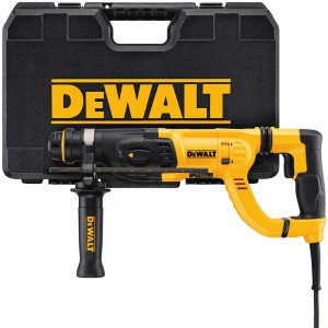 "D25262K - DEWALT 1"" SDS D HANDLE ROTARY"