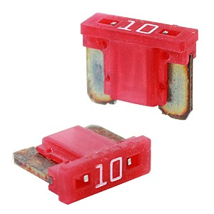 10831PK - ATM RED 10 AMP BLADE TYPE
