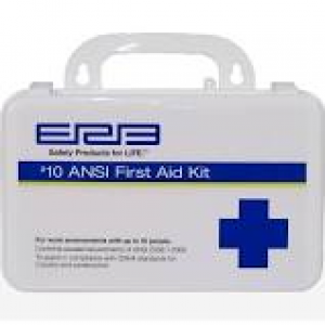 FAB10 - 10 PERSON FIRST AID KIT