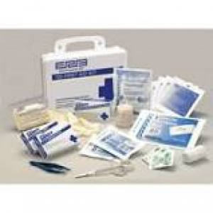 FAB25M - 25 PERSON FIRST AID KIT METAL