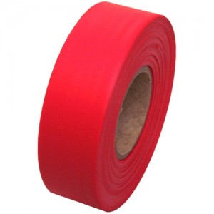 AT65901 - RED FLAGGING TAPE 300'