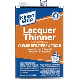LT-27 - LACQUER THINNER 1 GALLON