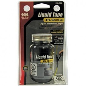 GBLTB-400 - BLACK LIQUID TAPE 4 FL. OZ.
