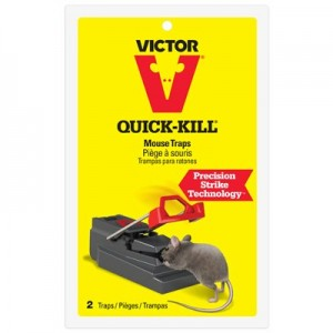 M130 - VICTOR QUICK SET MOUSE TRAP 2