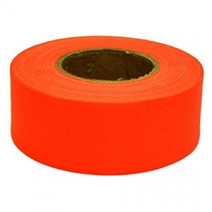 AT65902 - ORANGE FLAGGING TAPE 300'
