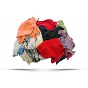 RAGS - 8.5LB BUNDLE COTTON RAGS