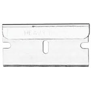 RB-012 - SINGLE EDGE RAZOR BLADES 100