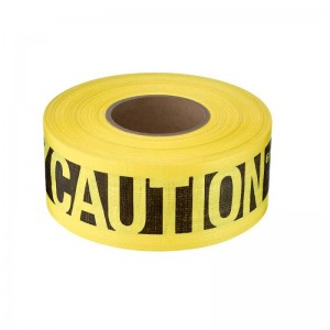 76-0600 - 500' REINFORCED CAUTION TAPE